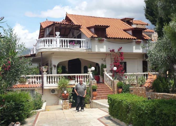 Villa Greiss Porto-Germeno - Porto Germeno - Appartement