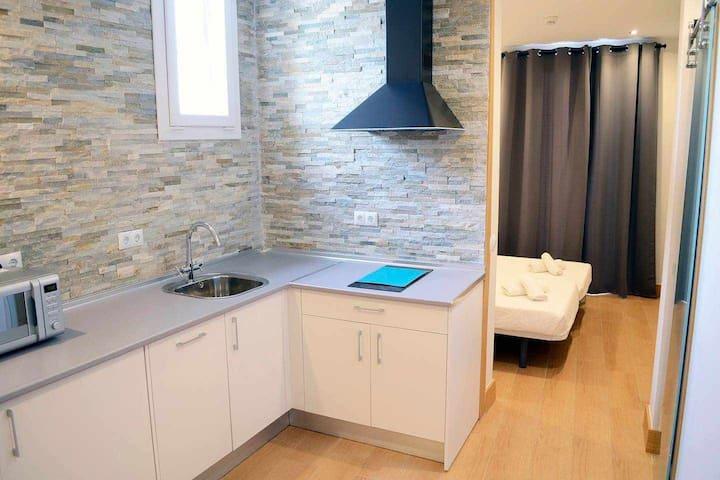 Jerez Suites - Apartamento 2C