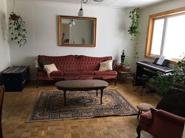 Chaleureuse maisonnée dans le Kamouraska! - Sainte-Hélène-de-Kamouraska - Lejlighed