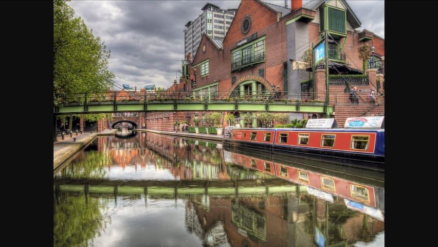 Boutique Studio Birmingham UK No 4 - Birmingham - Apartmen