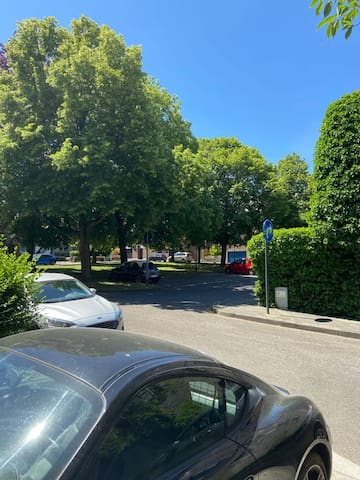 Appartement très calme à Ixelles
