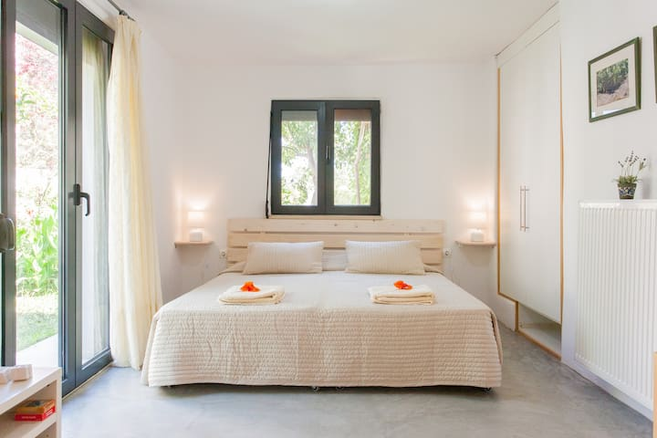 """Lemonia""  village apartments - Chania - Huis"