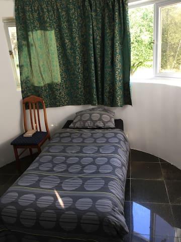 Private room close to the beach-Summer season