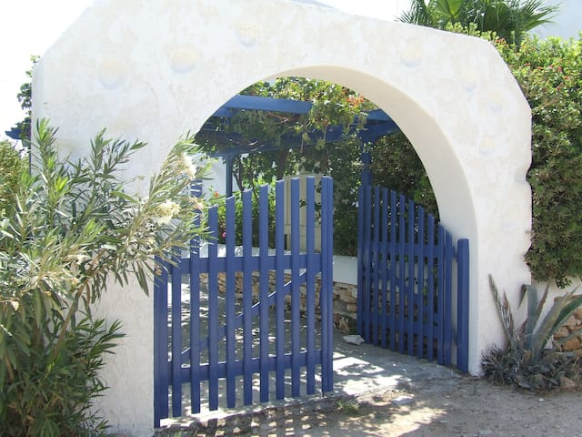 Paros Secret Garden Home in Drios - Drios - House