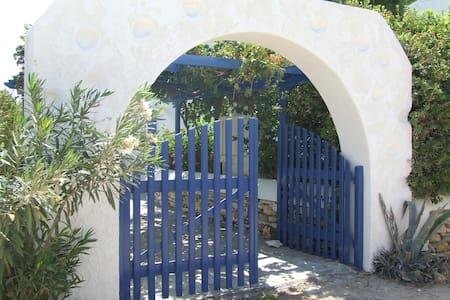 Paros Secret Garden Home in Drios - House