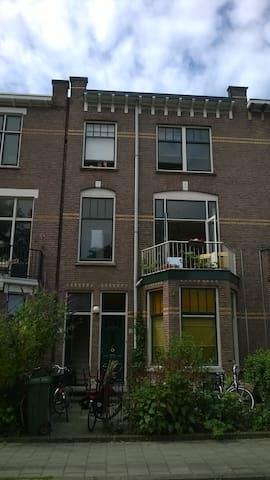 Ruime woning Nijmegen-centrum