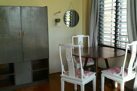 Blue Cozy - nice, comfortable studio near SM BF.