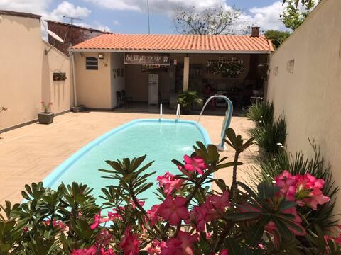 Ap.Loft! Mobiliado Com piscina! Em Alagoinhas-BA
