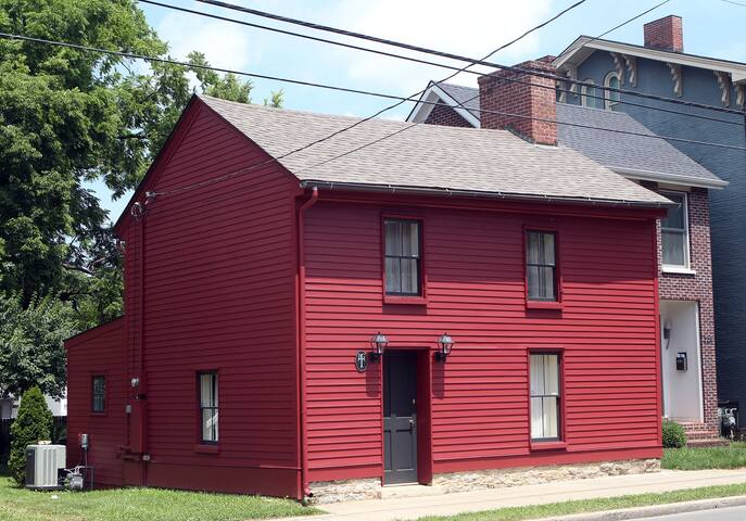 Historic Stilfield House 1798