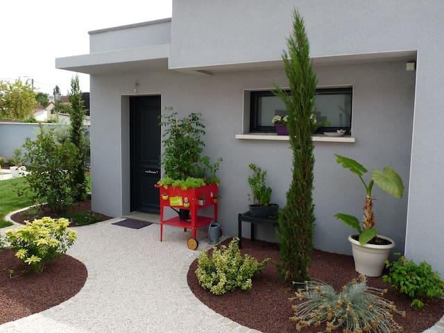 F2 independent house - new house - Dijon - Dům