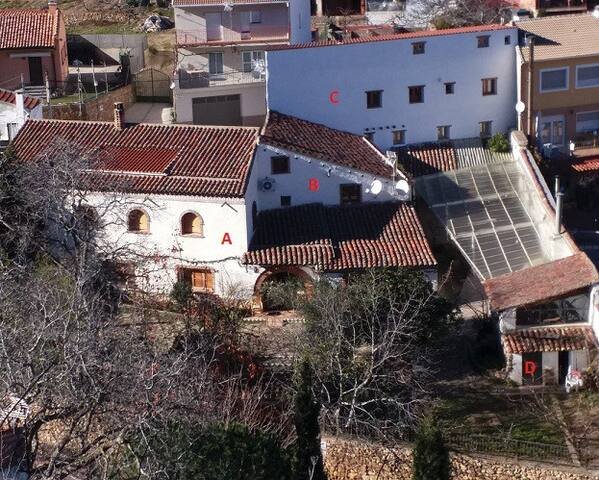 "Finca Casa rural ""El Molino"" (21 pax)"