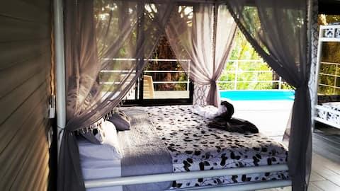 ❤️ New! Tarzan Family Treehouse | Pool + Grill
