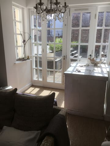 Modern Ground F 2 bed apartment in Cheshire UK - Alderley Edge, CHESHIRE  - Lejlighed