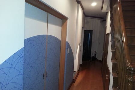 sato house(A) - Minoo-shi - House