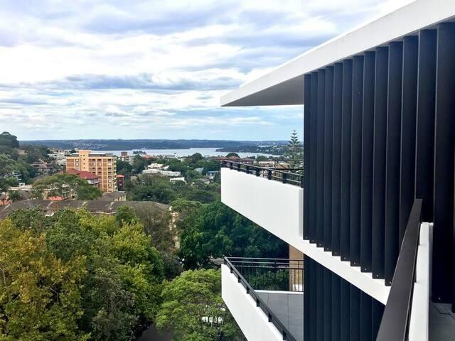 **Luxurious 3 br Apt at Bondi Beach - w/intercom** - Bondi - Apartment