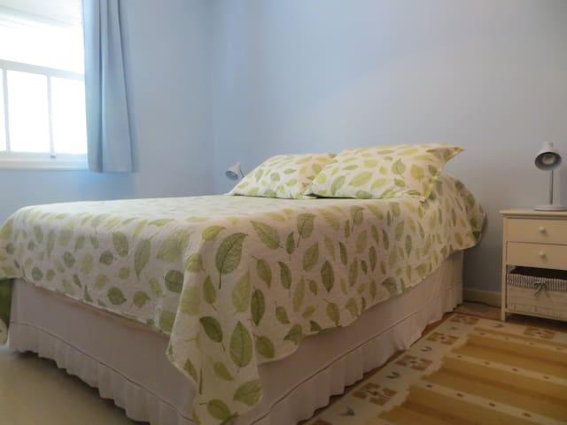 2 quartos para 3 pessoas no Brooklin Velho