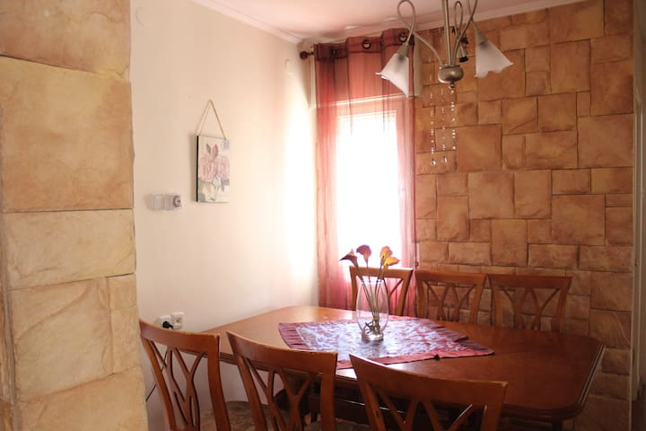 3-rooms apartment near the beach - Nahariyya - Lakás