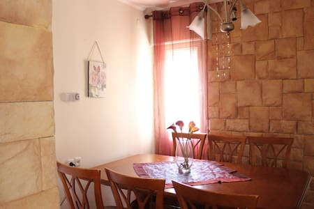 3-rooms apartment near the beach - Nahariyya - Apartemen