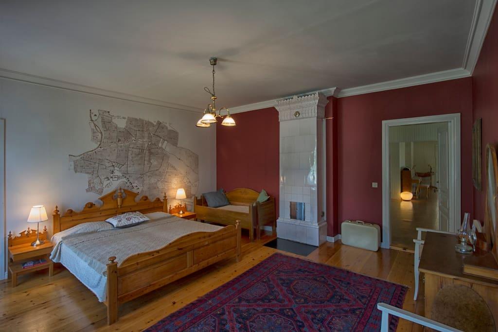 Uppsala Room - Double room