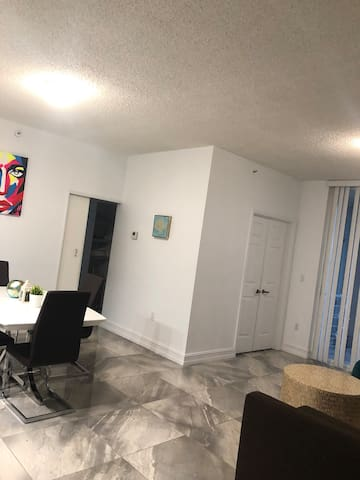 Shared condo with a private room & bathroom