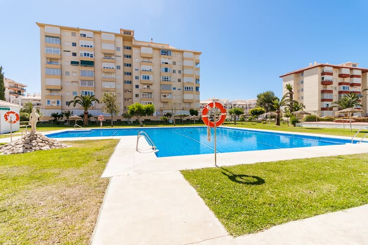 Lucky Beach Apartment Canovas Torrox