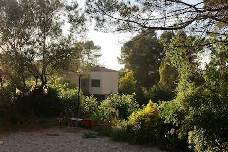 Double room in Valldoreix - Nature and Good Vibes - Sant Cugat del Vallès - Huis