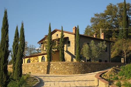 Charming villa with private pool and stunning view - Arezzo - Villa