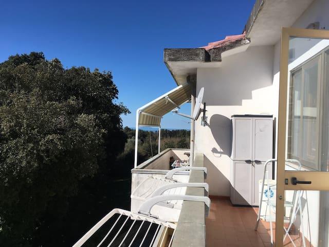 Comodo appartamento 4 min dal mare - Nibbiaia