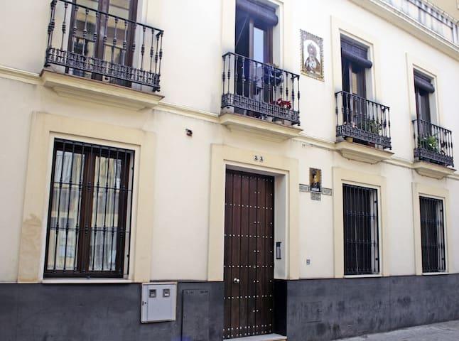 Apartamento nuevo en el centro de Sevilla - Sevilla - Flat