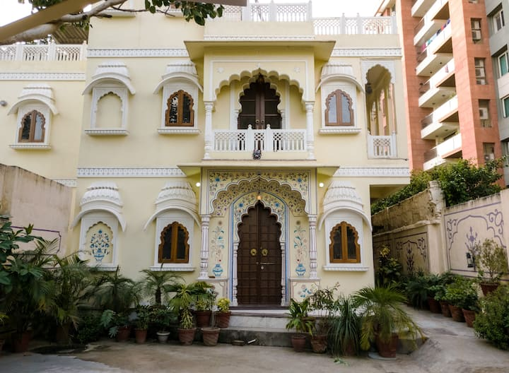 (2) HAVELI - A HOME STAY IN C-SCHEME