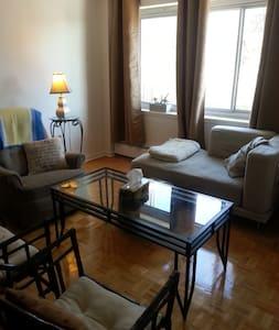 Spacious 1 Bedroom Suite near YUL Airport - Dorval
