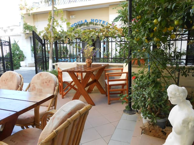 Voula Hotel & Apartments - Limenas Chersonissou - Apartment