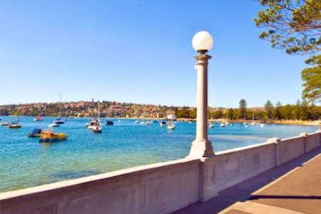 (avail NYE) Luxury 3 bedroom apartment - Rose Bay - Departamento