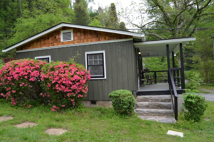 # 97 Rocky River Cabin