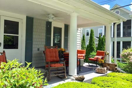 Spacious Duplex in Heart of the Berkshires