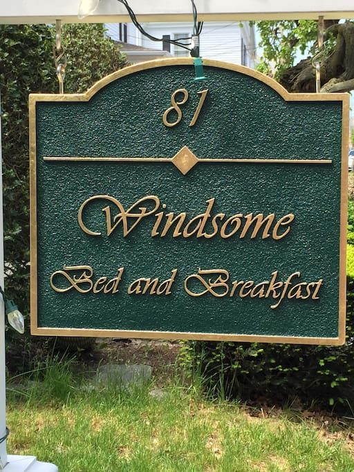 Our Bed & Breakfast - 19 years young!