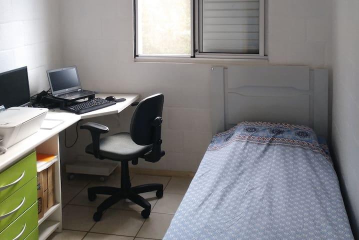 Quarto Aconchegante Próximo a Universidade - Porto Alegre - Apartment
