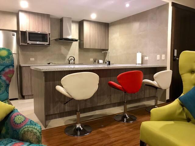 Beautiful New Apartment in Cuenca Centro Histórico