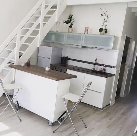 Charmant T2 lumineux - Villenave-d'Ornon - Wohnung