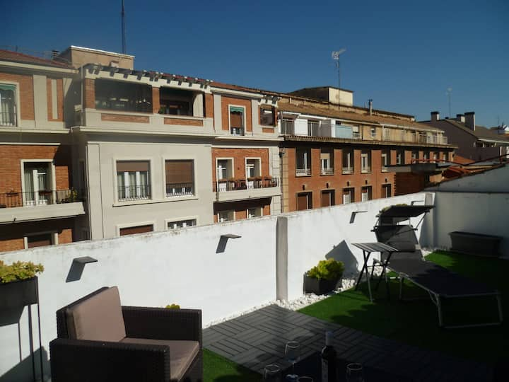 The Penthouse Logroño