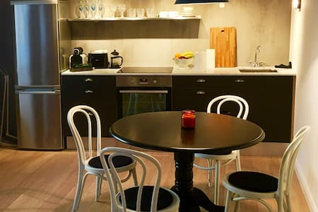 Charming apartment in 101, the heart of the city.