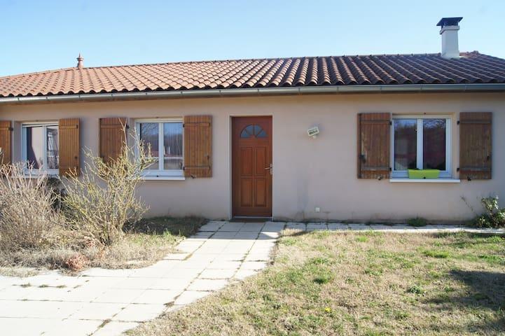 maison à villefontaine (Nord Isère)