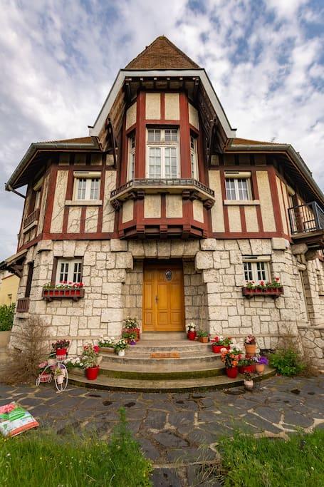 Apakabar Homestay, à moins d'un kilomètre de la forêt de Fontainebleau
