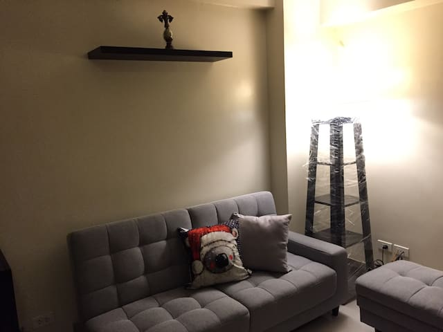 1 Bedroom Fully Furnished Unit - Quezon City - Appartement