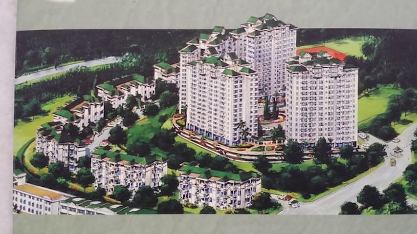 3 Bedroom Fully Furnished Apartment - Genting Highlands