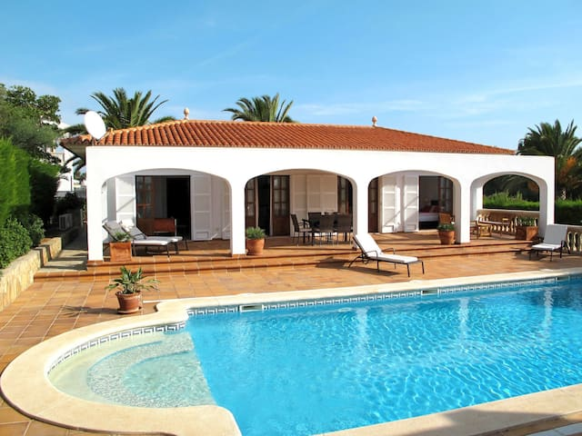 Spacious holiday villa Ana with amazing pool area
