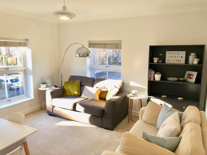 Stylish 2 Bed Apartment | City Centre | NR2