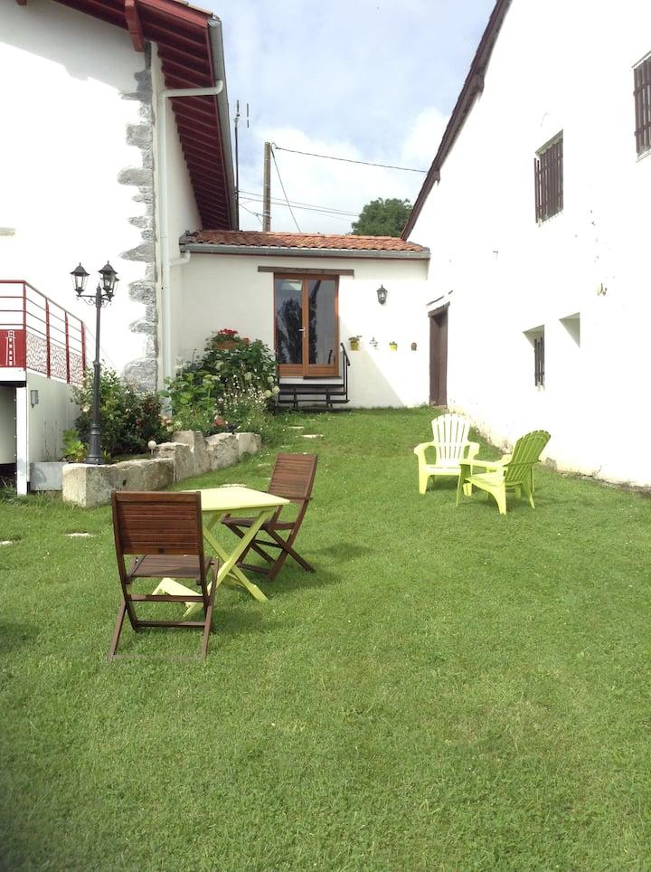 Studio au Pays Basque