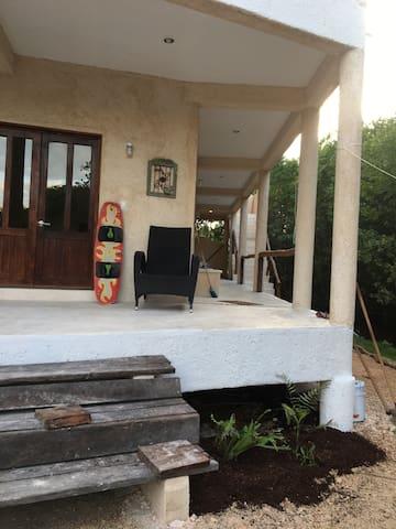 Ola Kite Suite @Casa Mar, private aptmt near beach