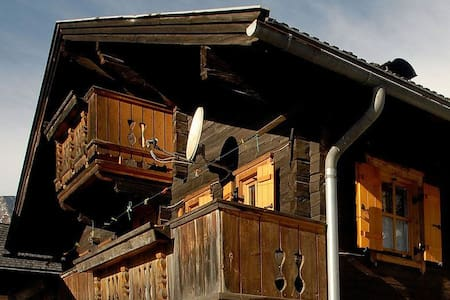 Urlaub in urigem Ferienhaus, Virgen Tirol,  8 Pers